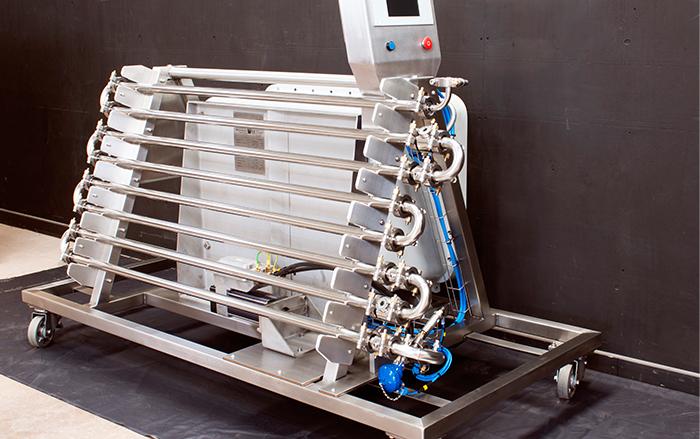 管式连续结晶反应器DN15高压