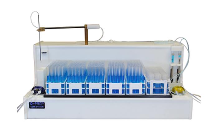 液体自动工作站QPrep