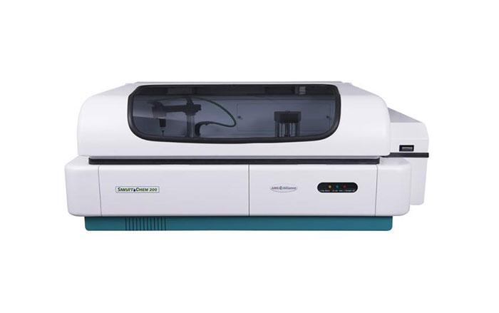 全自动间断化学分析仪Smartchem200