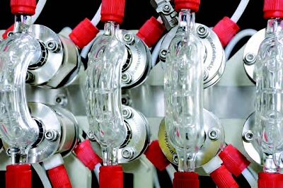 管式连续结晶反应器DN15常压