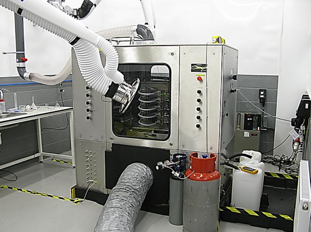 连续结晶反应器