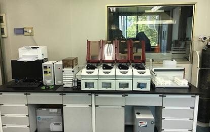 西双版纳傣族自治州疾病预防控制中心连续流动分析仪FUTURA到货安装
