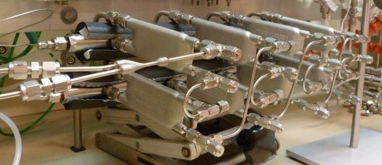 3D打印反应器实例