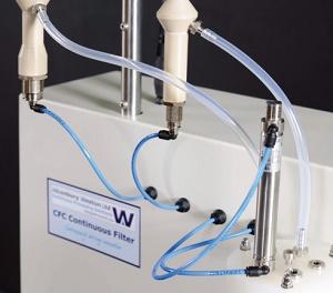 连续过滤干燥仪过滤系统